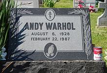AndyWarhol's_grave