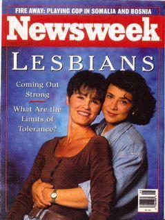 lesbian magazine