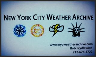 Newyorkcity.weatherarchive