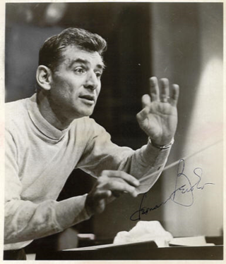 leonard bernstein conducting - photo #14