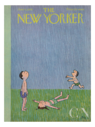 William-steig-the-new-yorker-cover-june-6-1959