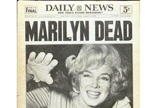 MarilynMonroe_dailynews_headline