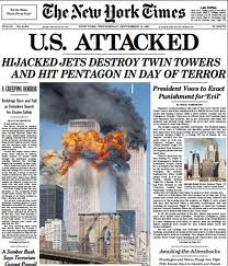 911_frontpage_newyorktimes