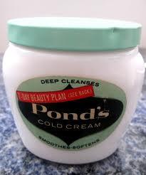 Ponds.coldcreame