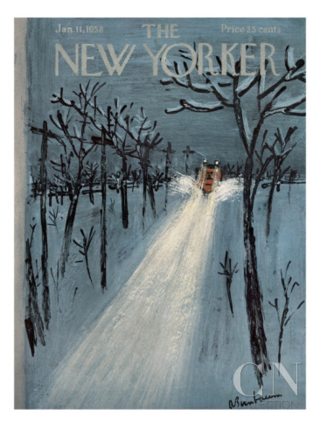 Abe-birnbaum-the-new-yorker-cover-january-11-1958