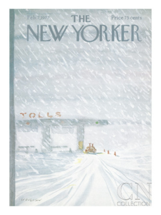 James-stevenson-the-new-yorker-cover-february-7-1977