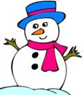 Clipart_snowman2