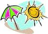 Clipart_sun_at_beach