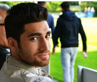 Alireza.Jahanbakhsh.Iranian.Soccer.Player