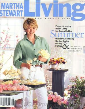 Delicieux First_issue_martha_stewart