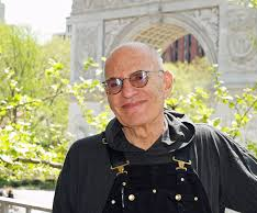Larry kramer washington square park