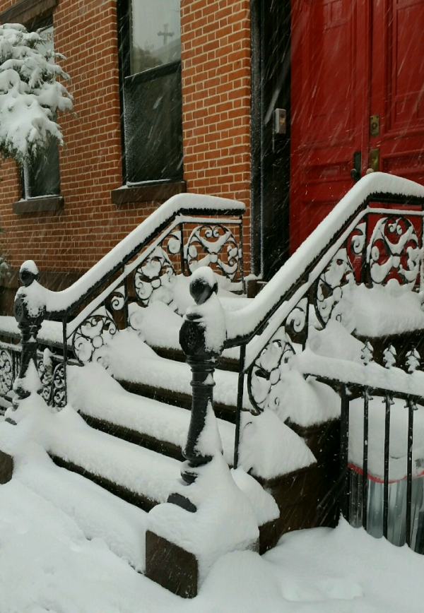 A Look Back At New York's Weather: February 9