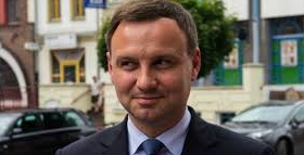 Andrzej duda poland president