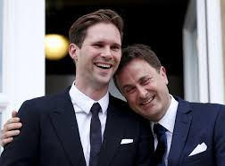 Xavier bettel and husband