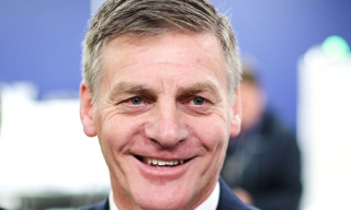Bill english new zealand