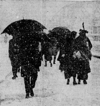 NYC snowstorm April1915