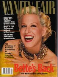 Bette midler - vanity fair
