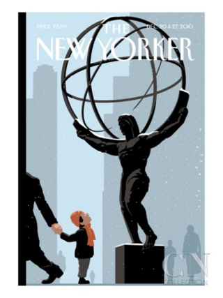 Christoph-niemann-one-small-step-at-a-time-the-new-yorker-cover-december-20-2010