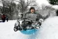 Snow_sledding