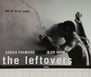Leftovers post with Justin Theroux