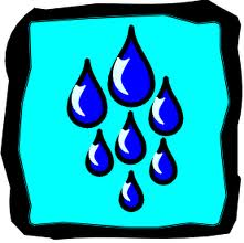 Clipart_raindrops_colorful