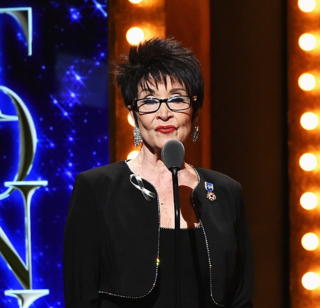 Chita rivera 2016 tony awards