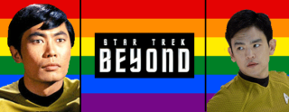 Gay mr sulu star trek beyond