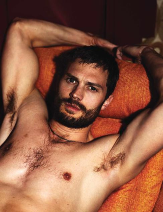 James dornan interview mag