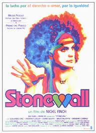 Stonewall 1995 movie poster
