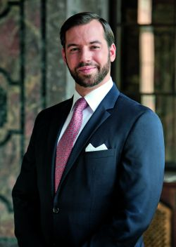 Prince guillaume luxembourg