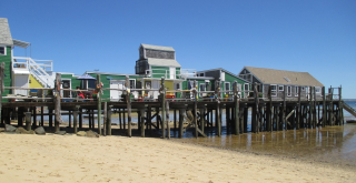 Provincetown - captain jacks wharf