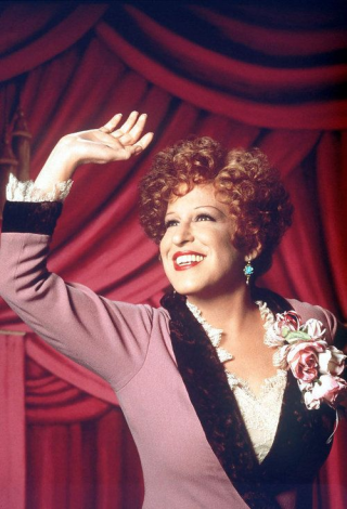 Bette midler - mama rose in gypsy