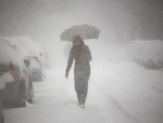 2016 blizzard in nyc