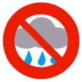 No.rain