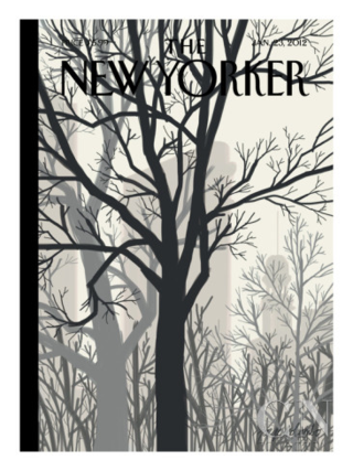 Jorge-colombo-sunlight-on-twenty-third-street-the-new-yorker-cover-january-23-2012