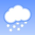 Clipart_snow_from_cloud