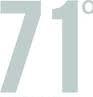 71deg