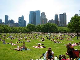 Sunbathing_centralpark