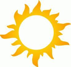 Clipart_broiling_sun
