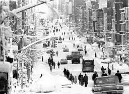 Lindsay snowstorm
