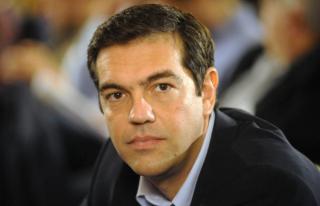 Alexis tsipras greek prime minister
