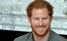 Prince harry - happy