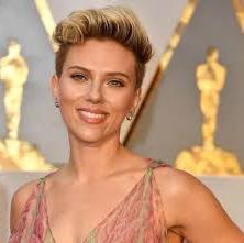 Scarlett johansson 2017 oscars
