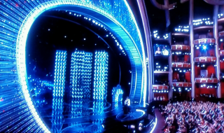 2017 academy awards stage