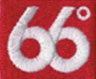 66 degrees