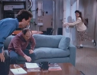 Seinfeld - panties laid out