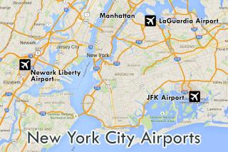 NewYorkCityAirports